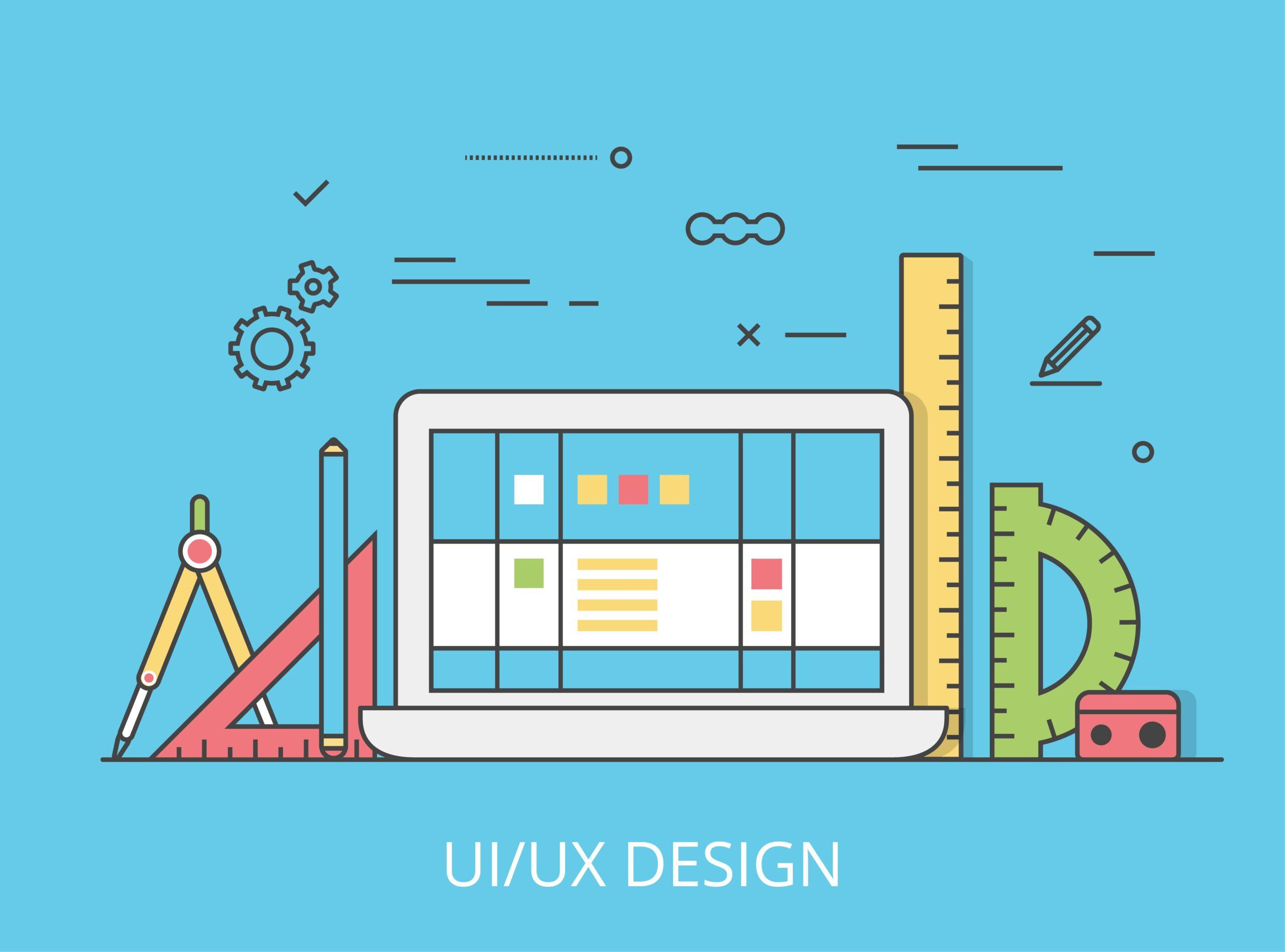 UIデザインツールとは|Webサイトの全体デザインを作成するツール