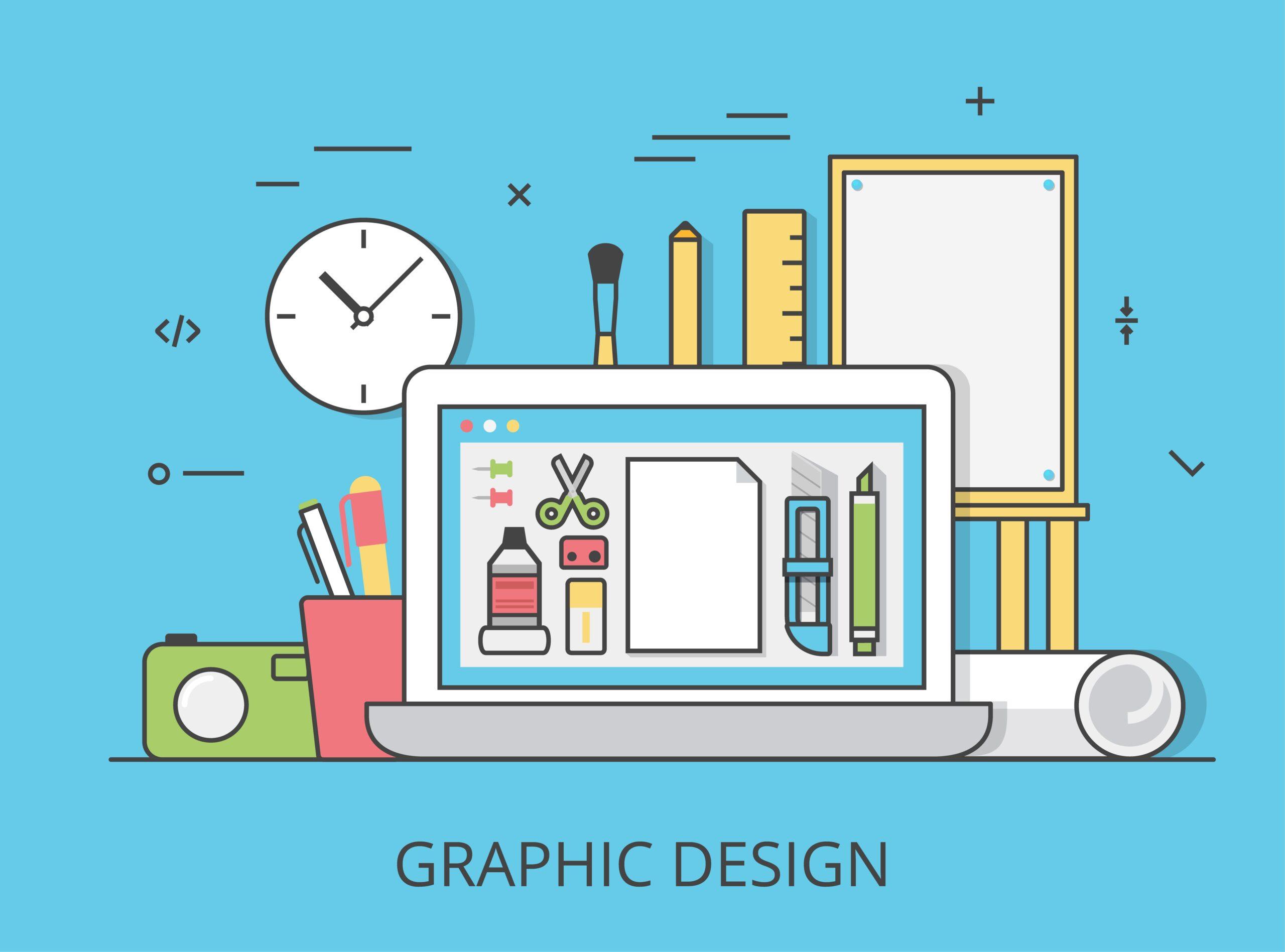 グラフィックデザインツールとは?|ロゴやバナーを作成するツール